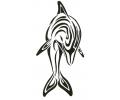 Dolfijnen tattoo voorbeeld Dolfijn 6