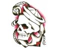 Zeeman / Scheepvaart tattoo voorbeeld Dode Zeeman