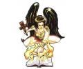 Religieus/Spiritueel tattoo voorbeeld Engel 1