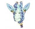 Overige dieren tattoo voorbeeld Giraffe