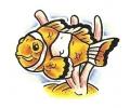 Vissen & Koi Karpers tattoo voorbeeld Koi 4