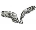 Nieuw!!! Plaktattoos tattoo voorbeeld Kraanvogel