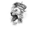 Nieuw!!! Plaktattoos tattoo voorbeeld Lion King