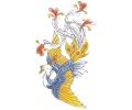 Overige Vogels tattoo voorbeeld Nog meer veren