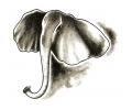 Overige dieren tattoo voorbeeld Olifant