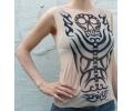 tattoo voorbeeld Tattoo t-shirt zonder mouw 7