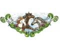 Paarden tattoo voorbeeld Paarden