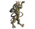 Roofdieren tattoo voorbeeld Panter Koning