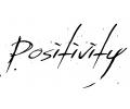 Nieuw!!! Plaktattoos tattoo voorbeeld Positivity 1