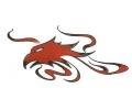 Nieuw!!! Plaktattoos tattoo voorbeeld Red Eagle