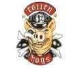 Motor / Biker tattoo voorbeeld Rotten Hogs