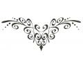 Onderrug Tattoos tattoo voorbeeld Rug Tattoo 1