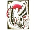 Religieus/Spiritueel tattoo voorbeeld Rustende Engel