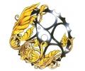 Motor / Biker tattoo voorbeeld Tandwiel