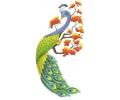 Overige Vogels tattoo voorbeeld Trots Pauw