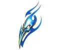 Overige dieren tattoo voorbeeld Vogel 1