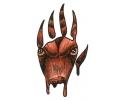 Roofdieren tattoo voorbeeld Wolf Klauw