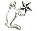 Overige Zeedieren tattoo voorbeeld Zeehond