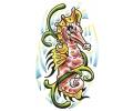 Overige Zeedieren tattoo voorbeeld Zeepaard 3