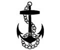 Ankers tattoo voorbeeld Anchor 4