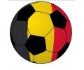 Belgisch Elftal tattoo voorbeeld België Voetbal