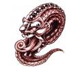 Boosaardige Tattoos tattoo voorbeeld Boosaardig 3