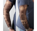 Tattoo sleeves armen tattoo voorbeeld Sleeve 18 Buddha