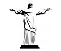 Belgisch Elftal tattoo voorbeeld Cristo Redentor