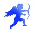 Cupido tattoo voorbeeld Cupido2