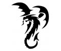 Draken tattoo voorbeeld Draak 102