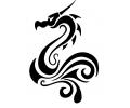 Draken tattoo voorbeeld Draak 1