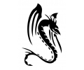 Draken tattoo voorbeeld Draak 23