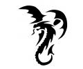 Draken tattoo voorbeeld Draak 24