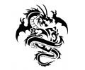 Draken tattoo voorbeeld Draak 38