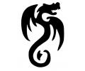 Draken tattoo voorbeeld Draak 69