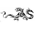 Draken tattoo voorbeeld Draak 8