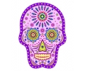 Day of the Dead Skulls tattoo voorbeeld Day of the Dead Skull 11