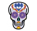 Day of the Dead Skulls tattoo voorbeeld Day of the Dead Skull 13