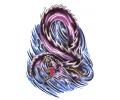 Draken tattoo voorbeeld Draak 12