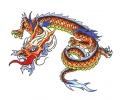 Draken tattoo voorbeeld Draak 7