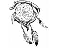 Dreamcatchers / Dromenvangers tattoo voorbeeld Dreamcatcher 15