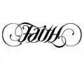 Pols Tattoo - Spreuken tattoo voorbeeld Faith 2