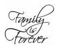 Pols Tattoo - Spreuken tattoo voorbeeld Family is Forever