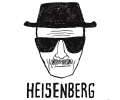 Hollywood tattoo voorbeeld Heisenberg 1