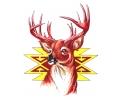 Overige dieren tattoo voorbeeld Hert 1