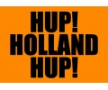 Nederlands Elftal tattoo voorbeeld Hup Holland Hup