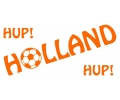 Nederlands Elftal tattoo voorbeeld Hup Holland Hup 2