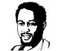 Muziek tattoo voorbeeld John Legend 2