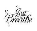 Pols Tattoo - Spreuken tattoo voorbeeld Just Breathe
