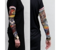 Tattoo sleeves armen tattoo voorbeeld Koi, fish, water sleeve